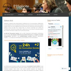 Édition 2015 « ESSplicite
