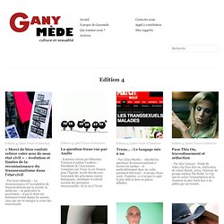 Revue Ganymède
