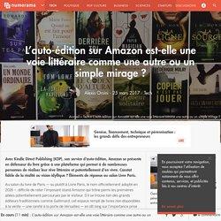 L'auto-édition sur Amazon est-elle une voie littéraire comme une autre ou un simple mirage ? - Tech