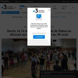 Swob, la 7e édition du Festival de Salsa se déroule sur l'Ile de Ré jusqu'au 26 août