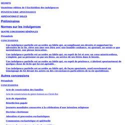 Manuel des indulgences, ou - Enchiridion des indulgences (1968)