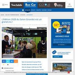 L'édition 2020 du Salon Girardot est un grand cru!