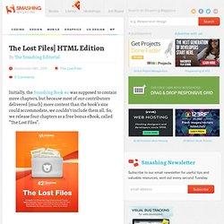 HTML Edition - Smashing Magazine