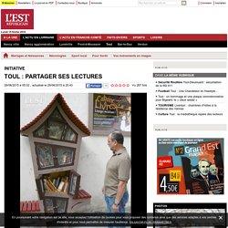 Toul : partager ses lectures