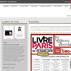 Les Editions Abordables - Maison d'édition