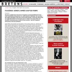 Éditions Blanc et Noir - Fougères: Gérer l'après coup de pompe