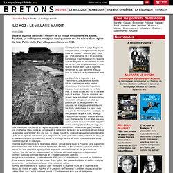 Éditions Blanc et Noir - Iliz Koz : Le village maudit