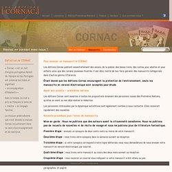 Éditions Cornac — Qui sommes nous ?