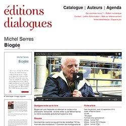 Michel Serres - Biogée