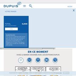 Editions Dupuis - BD