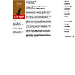 Éditions Entremonde - Douze ans d'esclavage