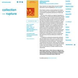 Éditions Entremonde - Caliban et la Sorcière