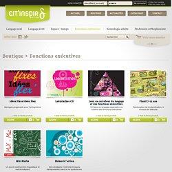 Cit'inspir Éditions - Fonctions exécutives