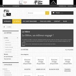 editions du hetre - MJM boutique