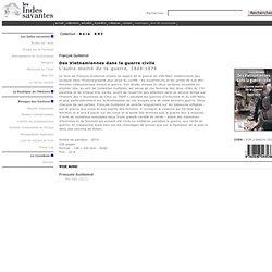 Éditions Indes savantes - Fiche livre