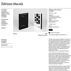 Éditions Macula - Sur le film
