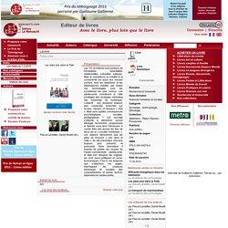 Les ados pris dans la Toile - Editions Le Manuscrit - Sciences humaines et sociales