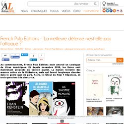 French Pulp Editions (ActuaLitté)