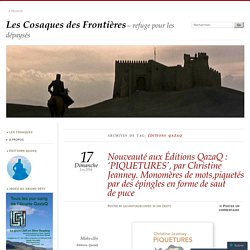 Éditions QazaQ