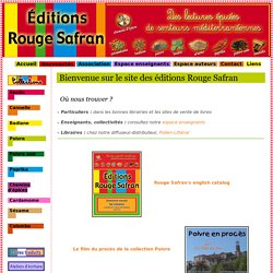 Editions Rouge Safran