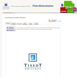 Editions Tissot - BTP - GST -p-
