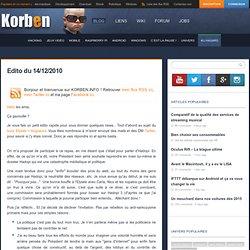 Refus de Korben