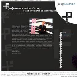 Ars numerica/ centre européen pour les arts numériques