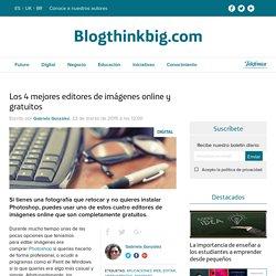 Editores de imágenes: los 4 mejores online y gratuitos
