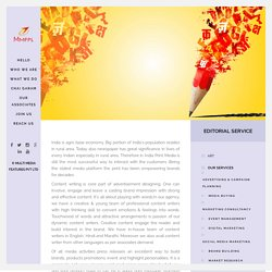 Editorial And Content Writing Services in Jalgaon