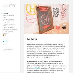 Editorial – HORDA