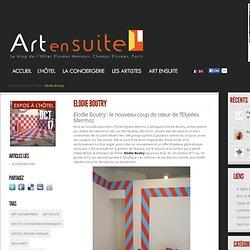Art Ensuite - Blog dédié à l'art contemporain - Hôtel Elysées Mermoz Paris