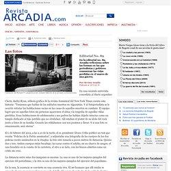 Editorial - Las fotos