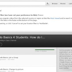 Edmodo Basics 4 Students: How do I...