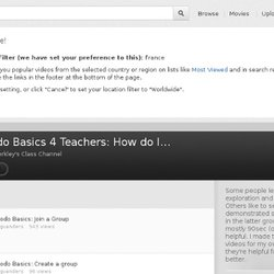 Edmodo Basics 4 Teachers: How do I...
