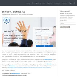 Edmodo / Blendspace