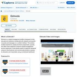 Edmodo Reviews and Pricing