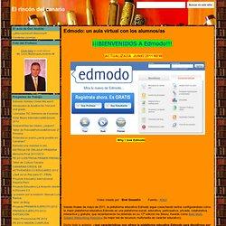 Edmodo: un aula virtual con los alumnos/as - El rincón del canario