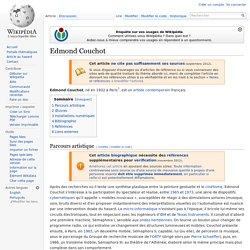 Edmond Couchot