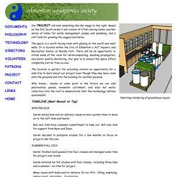 Edmonton Aquaponics - Project