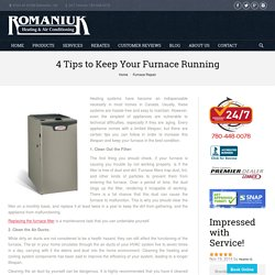 How to increase the lifespan of your furnace