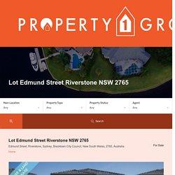 Lot Edmund Street, Riverstone NSW 2765