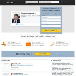 Edouard Chastenet, Directeur Associé, Ernst & Young Advisory (Lyon, Rhône-Alpes