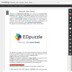 EDpuzzle: Video Tutorial