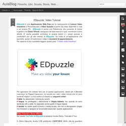 EDpuzzle: Video Tutorial