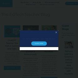 EdTechTeacher Blog