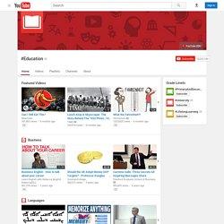 Education - YouTube EDU