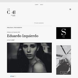 Eduardo Izquierdo - The C-41