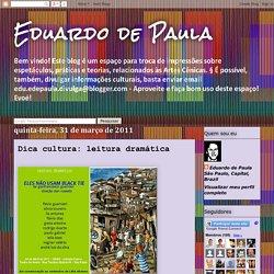 Eduardo de Paula: Março 2011