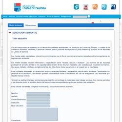 Educación Ambiental - Municipio de Lomas de Zamora