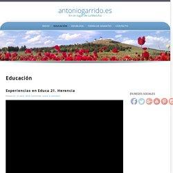 El blog de Antonio Garrido
